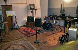 band-setup
